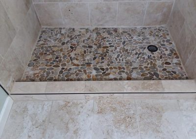 Graham shower floor